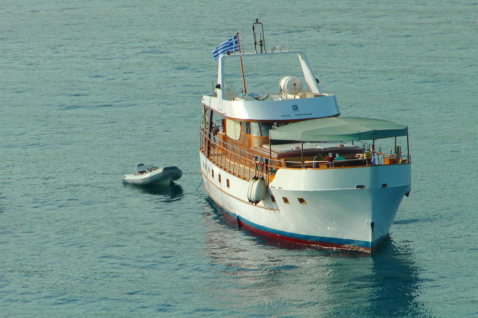 The Yacht_Sounio Cruise
