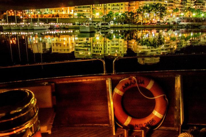 Return to base_City Lights_Sounio Cruise