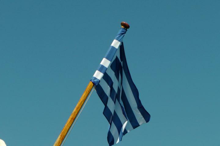 Yacht_Flag of Greece_Sounio Cruise